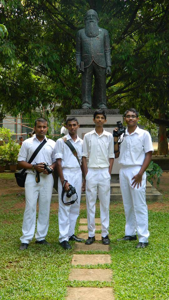 Ananda College Photographic Art Society 2013
